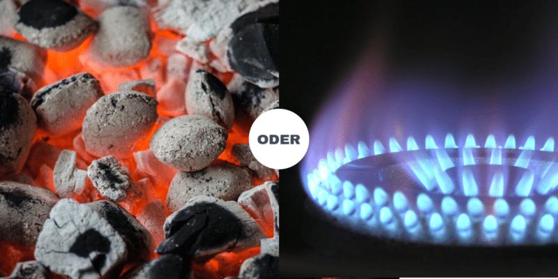 Read more about the article Gas- oder Kohlegrill? Was ist besser? Vor- und Nachteile der beiden Grills