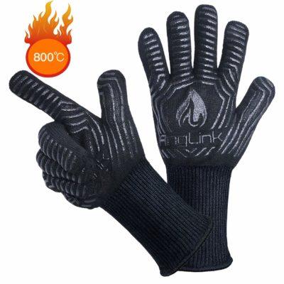 Grillhandschuhe 800 °C Zubehör zum Grillen