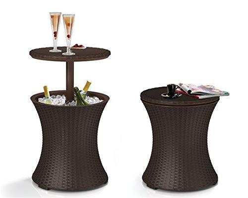 Grillzubehör Tisch mit Getränkekühler