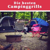 Die besten Campinggrills