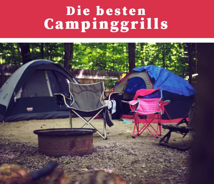 Read more about the article Die besten Grills zum Campen 2021 – Campinggrills im Test
