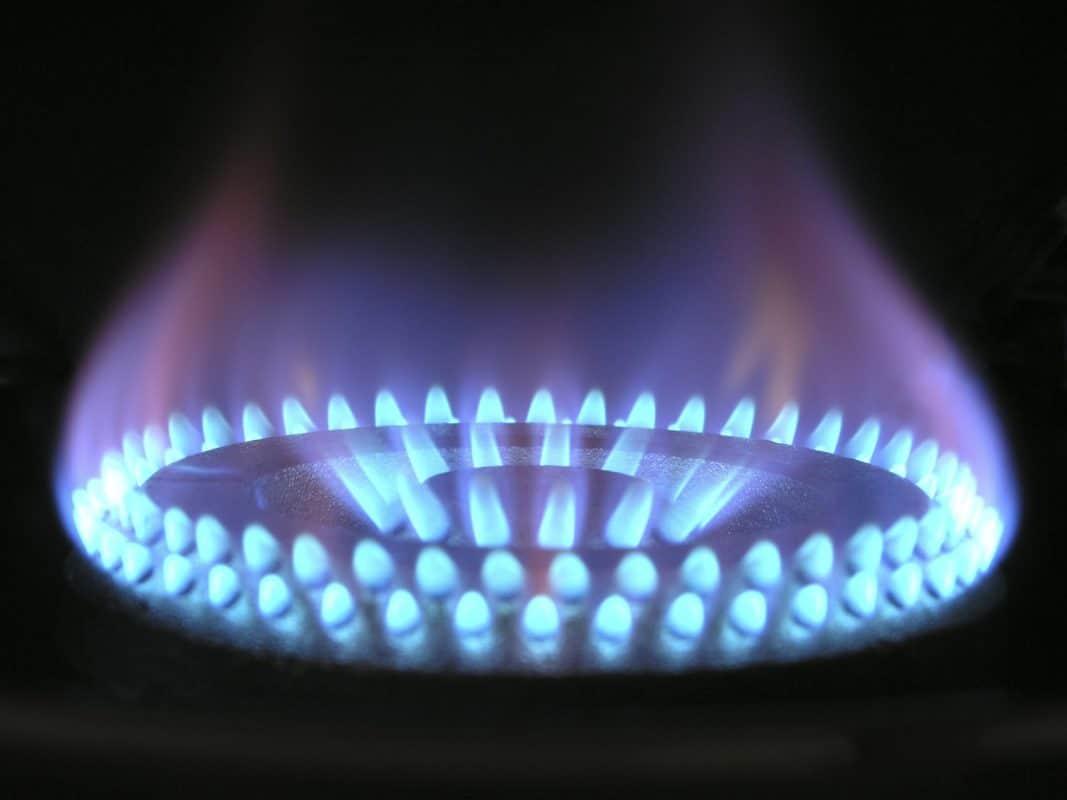 Gasgrill Gas
