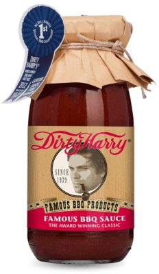 Dirty Harry Famous BBQ Sauce Grillsoße