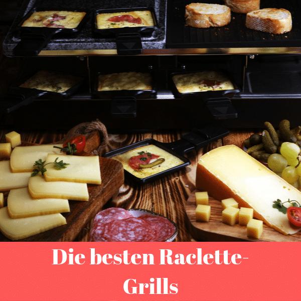 Die besten Raclette-Grills