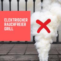 Rauchfreier Grill