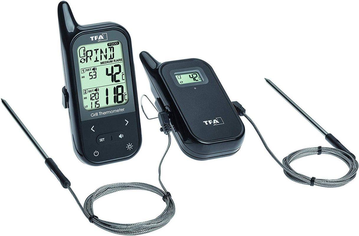 TFA Dostmann digitales Grillthermometer