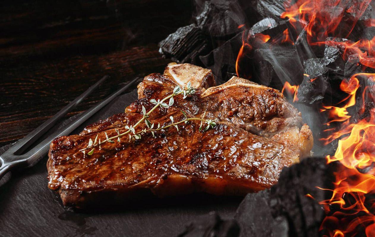 Rindersteak grillen mit den richtigen Steak-Garstufen