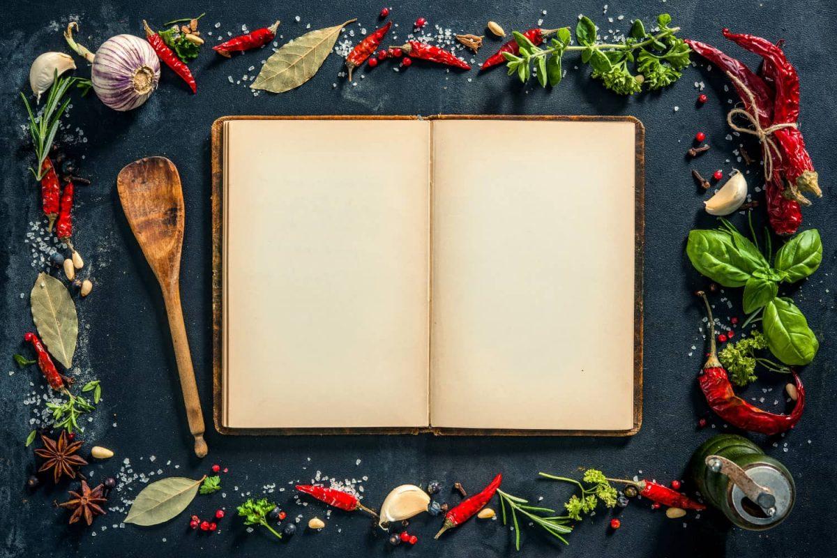 Grillbuch für Rezepte