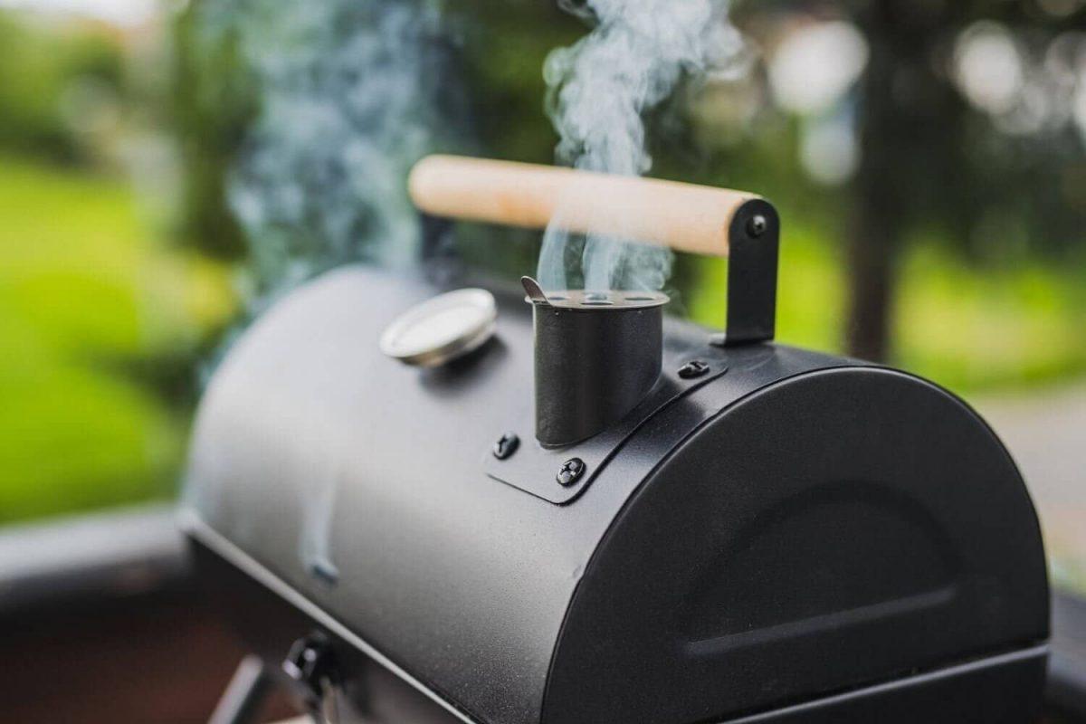 BBQ Smoker für Smoker-Rezepte